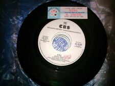 """7"""" PROMO+STICKER KING LOVE & PRIDE B. SMITH TOO MUCH TO ME VG+/EX"""