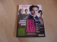 DVD Bel Ami - Robert Pattinson - Uma Thurman - 2010/2012