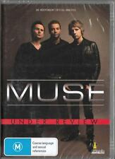 MUSE UNDER REVIEW - NEW & SEALED DVD - FREE LOCAL POST