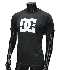 Dc shoes Usa Skateboard Black Dark Gray Classic Fit mens t shirt Medium