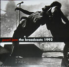 Pearl Jam, 1992: The Broadcasts. 180 Gram Vinyl 2LP Set (Limited Edition) Sealed