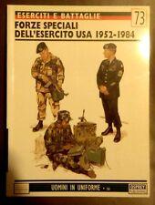 73 - Forze Speciali dell'Esercito USA 1952-1984