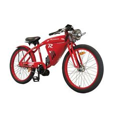 Phantom R Electric Bicycle Red 500W Motor 48 Volt 11.6 Amp Battery PER-01 New