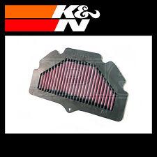 K&n Motocicleta Filtro De Aire Filtro De Aire Para Suzuki GSR600/GSR750 | SU-6006
