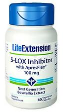 2X $14.88 Life Extension 5-LOX Inhibitor with AprèsFlex boswellia inflammation