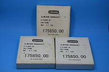 NEW, LOT OF 3, LEESON 175850.00, ENDBRACKET FOR IEC METRIC MOTOR, NEW IN BOX