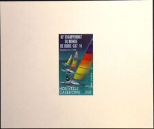 NEW CALEDONIA NEUKALEDONIEN 1989 860 DELUXE Sailing Segeln World Cup Hobie Cat