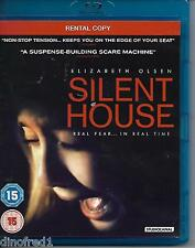 Silent House (Blu-ray, 2012) Rental Copy NEW SEALED