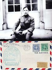 Frank P. Lahm 'Nations 1st Military Aviator' Learned To Fly 1909 Autograph Rare
