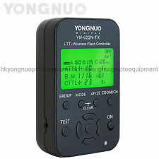 Yongnuo iTTL LCD Screen YN-622N-TX Wireless Flash Controller for Trigger YN-622N