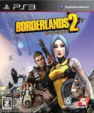 Used PS3 Borderlands 2 SONY PLAYSTATION 3 JAPAN JAPANESE IMPORT