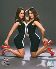 WWE BELLA TWINS PHOTO NEW 8x10 WRESTLING PROMO TOTAL DIVAS