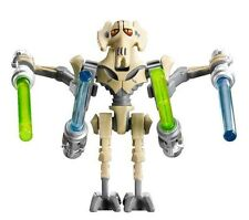 NEW LEGO STAR WARS GENERAL GRIEVOUS Minifig 8095 9515 minifigure figure clone