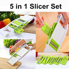 Creative Adjustable Mandoline Vegetable Fruit Slicer Dicer Chopper Nicer Grater