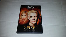 Buffy the Vampire Slayer - Spike: Love Is Hell (DVD, 2005) USED