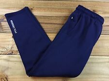 NWT Polo Sport Ralph Lauren Slim Fit Sweatpants S $79.50 Navy Blue Gym Pockets