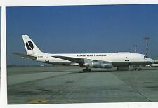 Katale Aero Transport Zaire Douglas DC-8F-55 Aviation Postcard, A717