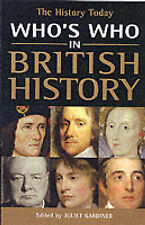 Who's Who in British History,