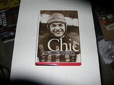 Chic (Harley) by Bob Hunter (2008, Hardcover) SIGNED OHIO STATE FOOTBALL