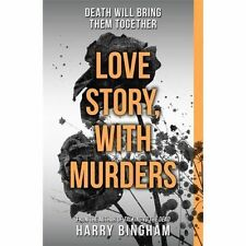 Love Story, with Murders-ExLibrary