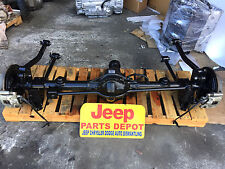 2007-2015 JEEP WRANGLER JK REAR DIFFERENTIAL RUBICON E-LOCKING AXLE DANA 44  411