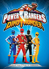 Power Rangers: Dino Thunder - The Complete Series - 5 DISC SET (2016, DVD New)