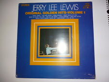 Jerry Lee Lewis ~ Original Golden Hits Volume 1 LP US Sun 102 STILL SEALED