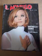 IL MONELLO n°28 1974 Copertina Raffaella Carrà - Novella Calligaris [G419]