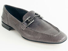 New  Cesare Paciotti Gray   Leather Shoes UK 6 US 7 Retail $ 595