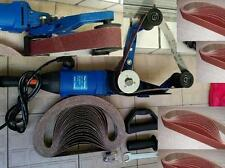 Pipe sander Polisher tube 60 Belt steel iron also a grinder belt fits metabo