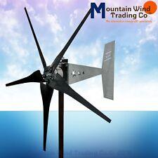 Freedom 24 volt 5 blade 1700 watts max wind turbine generator