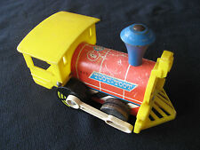 Antique / Vintage Fisher Price Toy -Toots Train in Very Good Condition!