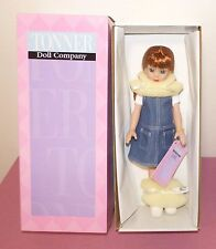 """14"""" Jane - Tonner Collectors Club Doll 1999 New in Box"""