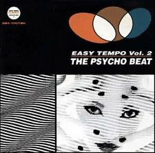 Easy Tempo Vol 2: The Psycho Beat (New/Seal CD) Cipriani/Umiliani/Piccioni etc