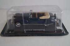 Del Prado Modellauto 1:43 Lincoln Continental