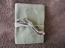WWII-Army Cloth Wallet-Picture Holder-Army Green
