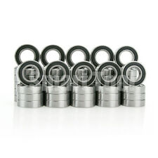 50pcs Ball Bearing 6800-2RS 10x19x5mm Rubber Sealed Deep Groove 6800RS Bearings