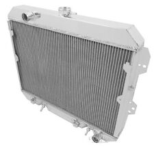 Champion Cooling 3 Row Radiator For 81-83 Nissan 280ZX