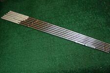 TRUE TEMPER DYNAMIC GOLD S300 STIFF STEEL IRON SET SHAFTS PULLS 5-PW .355 275430