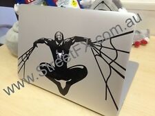 Macbook SPIDERMAN overlay sticker for Apple 13 15 inch air marvel comics hero