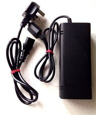 Official Microsoft Xbox 360 Slim 135w Power Brick Supply Unit PSU w/ MAINS LEAD