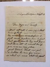 1934 Love Letter to Wife Al....Trying to get to Stockholm...Love and Kisses