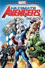 Ultimate Avengers - The Movie, Very Good DVD, Fred Tatasciore, David Boat, Andre