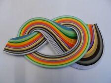 Quilling Paper 10mm  -  Autumn  colours