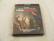 Four Brothers (HD DVD, 2006) ONLY FOR (HD-DVD) PLAYER - New and Sealed !