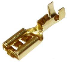 10x Cosses électriques femelle plate 4.8mm 0.8mm 0,5-1mm2