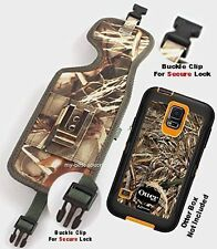 Camo Without Latch Holster Belt/Clip Samsung Galaxy S2/S3/S4 for Otterbox Case