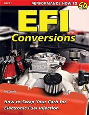 Fast, Holley, MSD, Edelbrock Fuel Injection Conversion Kits Book Cartech SA261