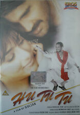HU TU TU - BOLLYWOOD DVD - NANA PATEKAR & SUNIL SHETTY- Eros Bollywood movie dvd