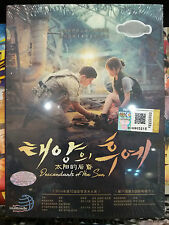 Korean Drama DVD: Descendants of The Sun (16 Eps+3 Special)_Good Quality_Eng Sub